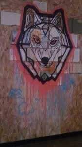 Wolf Mural by 64 Best Cry Wolf Images On Pinterest Wolf Street Art And Graffiti