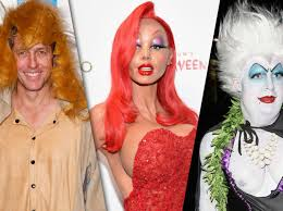 best u0026 worst celebrity halloween costumes of u002715 vulture