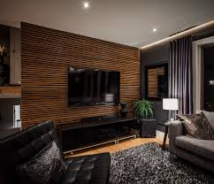 Living Room Interior Wall Design Living Room Wood Wooden Wallswooden Panel Walls In 15 Living Room