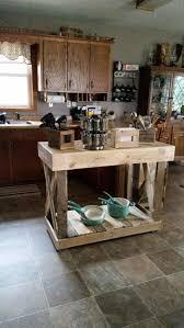Cooking Islands For Kitchens 435 Best Pallet Kitchen Island Images On Pinterest Kitchen