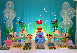 Finding Nemo Centerpieces by 714 Best Party Festa Images On Pinterest Events Parties And