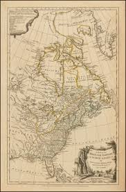 A Map Of America by Map Of North America 16701867 From Colonies To Revolution North