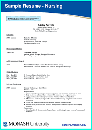 Examples Of Nursing Resumes For New Graduates Nurse Resume Skills Resume For Your Job Application