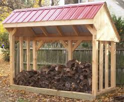 Free Saltbox Wood Shed Plans by Appealing Pictures Of Wood Shed Ideas Design Free Firewood