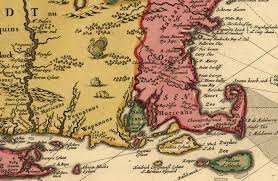Map Of The New England Colonies by Historical Maps Of Barrington Barrington Preservation Society