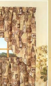 Tuscan Kitchen Curtains Valances by Tuscan Kitchen Curtains Window Treatments Tuscany Sheer Curtain