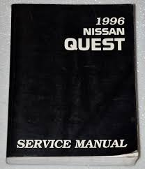 28 89 nissan sentra repair manual 113354 1996 nissan quest