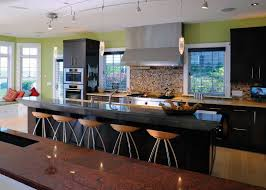 beautiful black kitchen cabinets images 16915
