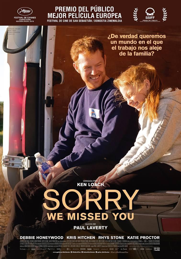 """Resultado de imagen de sorry we missed you"""""""
