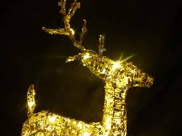 outdoor reindeer lights indoor christmas decorations best images collections hd for