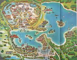 Map Of Downtown Disney Orlando by Disney World Map Wallpaper Background