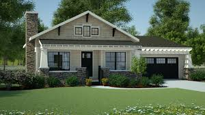 One Story Colonial House Plans Plan 18267be Simply Simple One Story Bungalow Bungalow