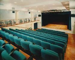 CATTOLICA - cinema salone snaporaz
