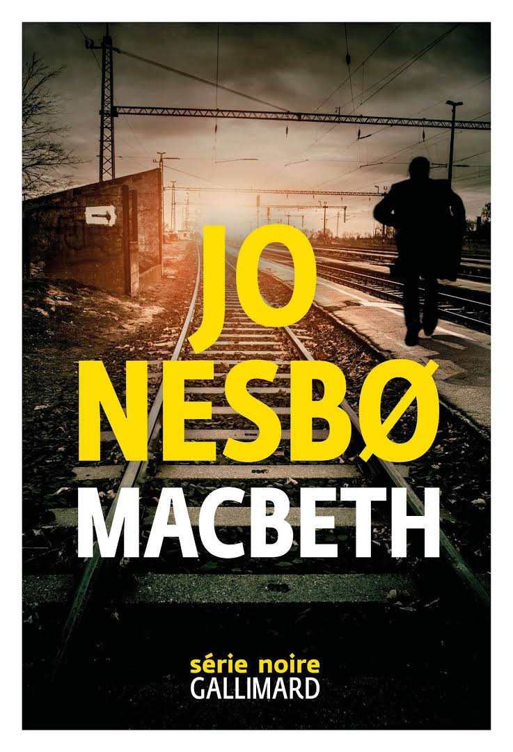 """Résultat de recherche d'images pour """"nesbo, mac beth"""""""