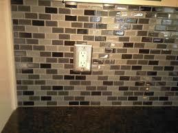 glass tiles for kitchen backsplashes stone backsplash ideas excellent travertine glass backsplash