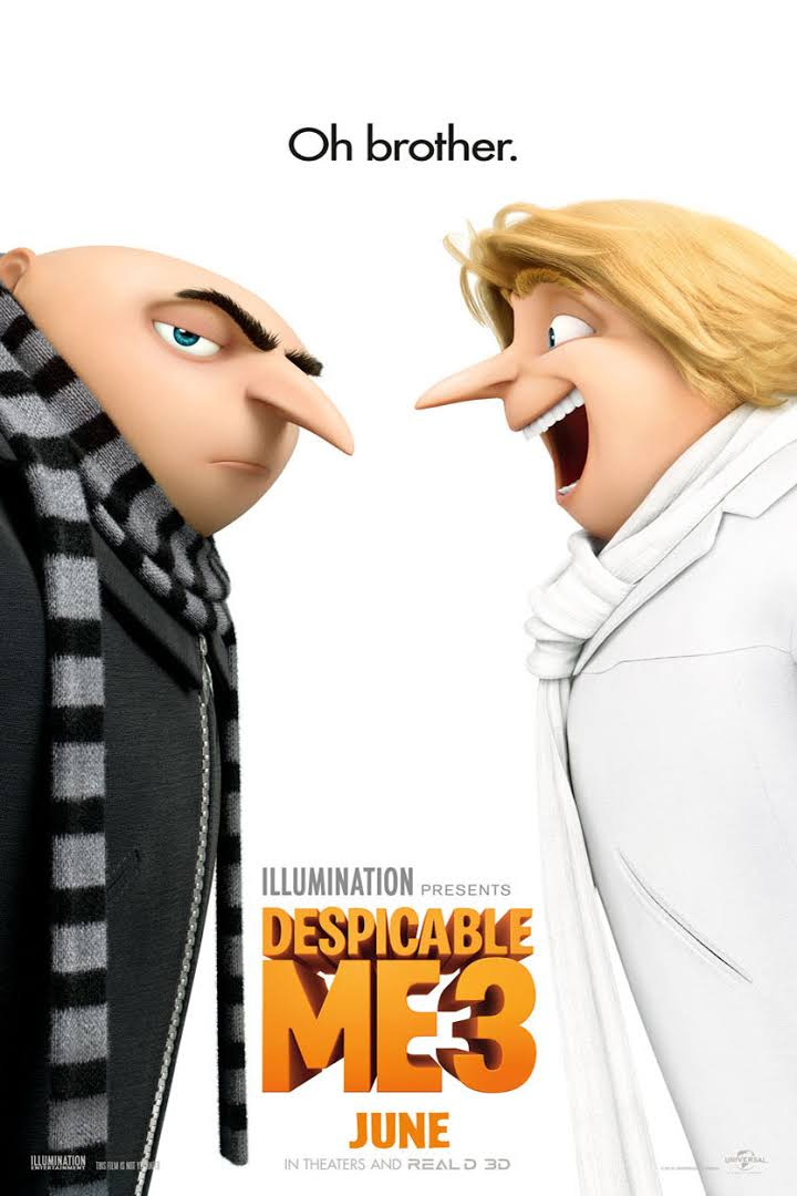 Despicable Me 3 Full Movie Download HDTS 480p 300MB