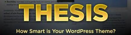 Thesis Theme for WordPress Review Search Engine Optimization Blog Search Engine Optimization Blog