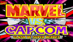 Saga Crossover de Marvel vs Capcom [Portable] [MF]
