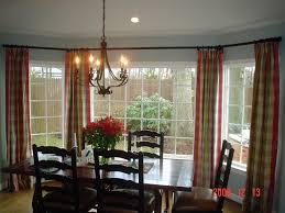 wonderful kitchen small bay window curtains cozy up a inside decor