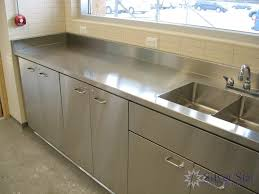 Stainless Steel Kitchen Furniture by Gallery Custom Stainless Steel Commercial Kitchens Kitchen Crafters