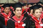 บรรยากาศ วันรับพระราชทานปริญญาบัตร มหาวิทยาลัยกรุงเทพธนบุรี ประจำ ...