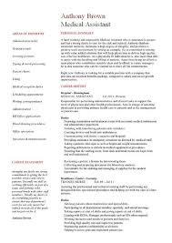 Medical Assistant resume samples  template  examples  CV  cover     Dayjob Medical Assistant resume samples