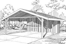 traditional house plans carport 20 094 associated designs
