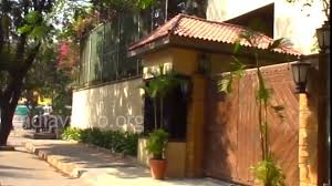 aishwarya rai and abhishek bachchan u0027s house u0027jalsa u0027 video