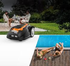 landroid m robot lawn mower wg794 worx
