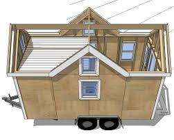 Small Cottage Floor Plan Floor Plans For Tiny Houses On Wheels Top 5 Design Sources