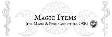 The Magic of Magic Item Origins Moebius Adventures