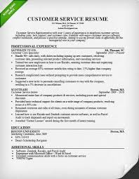 Aaaaeroincus Pleasing Customer Service Resume Samples Amp Writing         With Outstanding Customer Service Representative Resume Sample With Agreeable How To Do Your Resume Also Database Resume In Addition High School Degree