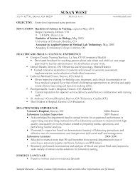 Student Resume Examples No Experience by Entry Level Information Technology Resume With No Experience