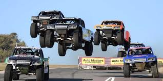 monster truck racing super series road america adds stadium super trucks to nascar weekend schedule