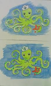 Mural Painting Sketches by Mural Painting 101 U2013 Under The Sea Themed Nursery Flyoung Studio