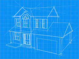 house plan architecture blueprint bitmap copy my vector save to a