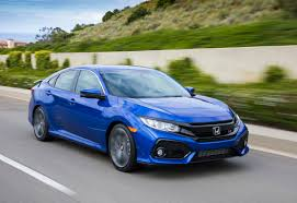 2017 honda civic si test drive