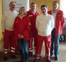 v. l. Ortsgruppenleiter Robert WUKOVITS, Katharina WALTER, Andreas ... - 3267549_web