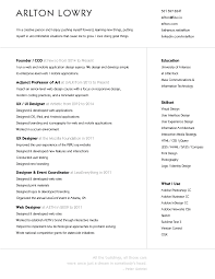 Breakupus Personable Outstanding Resume Designs You Wish You