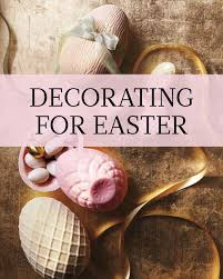 Easter Decorations For Home Decorating For Easter Martha Stewart