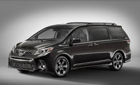 toyota motor car 2018 toyota sienna photos and info news car and driver