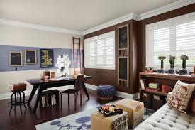 Home Colour Design by Dark Brown Interior Design Room House Decor Picture