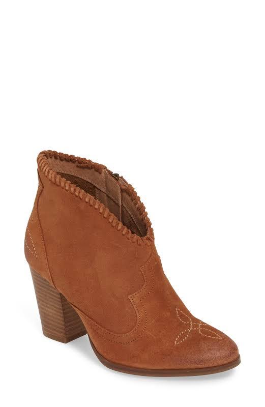 Ariat Unbridled EVA Booties Brown- Womens