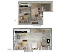 Huntington Floor Plan Avalon Huntington Beach 7302 7400 Center Ave Apartment For