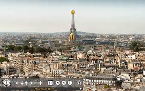 Paris 26 gigapixel