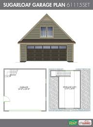 Barn Floor Plans With Loft 24 U0027 X 30 U0027 Two Story Garage Garage Plans Pinterest Garage