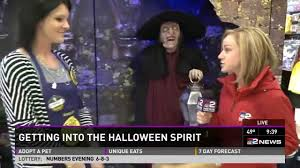 cheesy halloween jokes on daybreak youtube