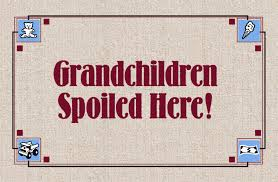Spoiled Grandchildren