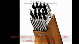 Chicago Cutlery Kitchen Knives by Chicago Cutlery Fusion 18 Piece Knife Set Stainless Steel With