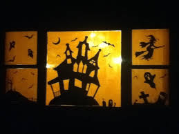 39 best fall window decorations images on pinterest windows